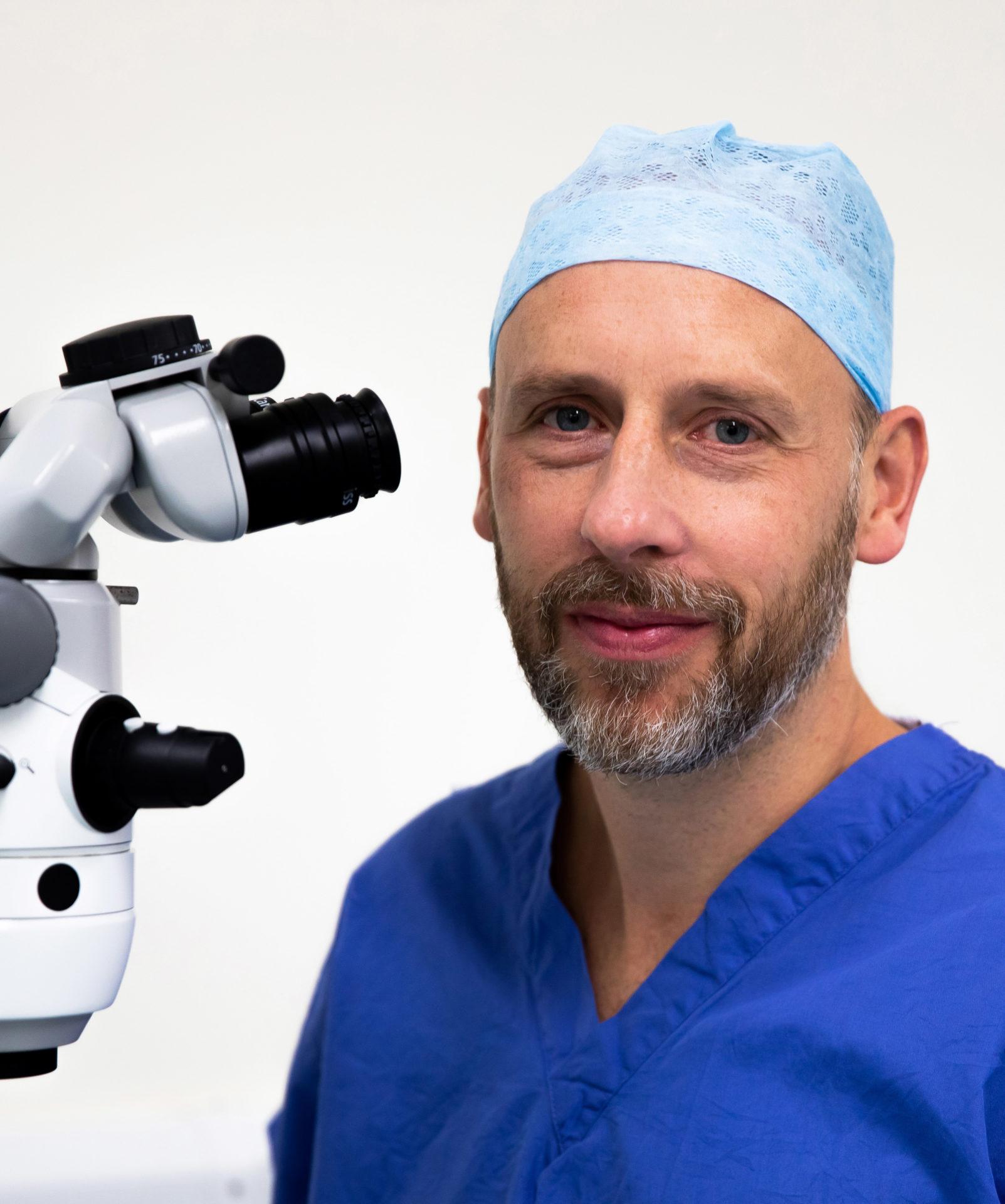 Eye Surgeon Sarum Vision